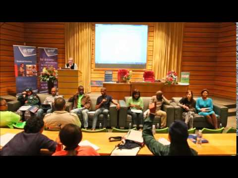 Green Campus Initiative 2014 - On the couch discussion