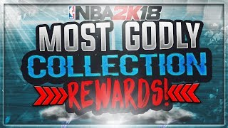 BEST MyTEAM COLLECTIONS TO COMPLETE TO DOMINATE SUPERMAX! | NBA 2K18 MYTEAM
