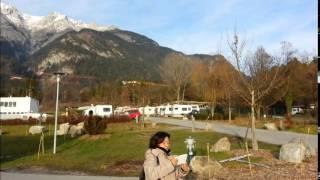 Innsbruck camping Kranebitterhof