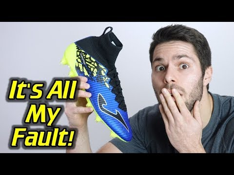 NIKE IS SUING JOMA BECAUSE OF ME! *True Story*