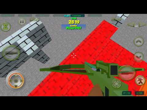 Helicopter Pixel Combat 3d Warfare Multiplayer Mobile PlayThrough