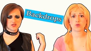 Backdrops - ep 7: Madi 2 the Max