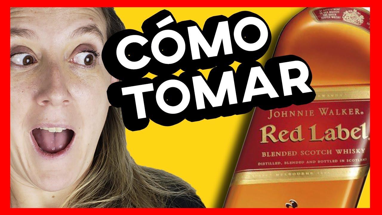 Download RED LABEL!!! ✅ CÓMO se TOMA el WHISKY ETIQUETA ROJA! (Tragos fáciles) | AGUS BLANCO