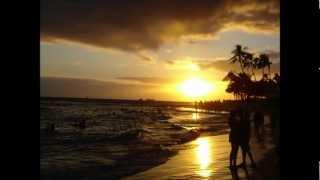 Kokomo set to some beautiful tropical pictures.