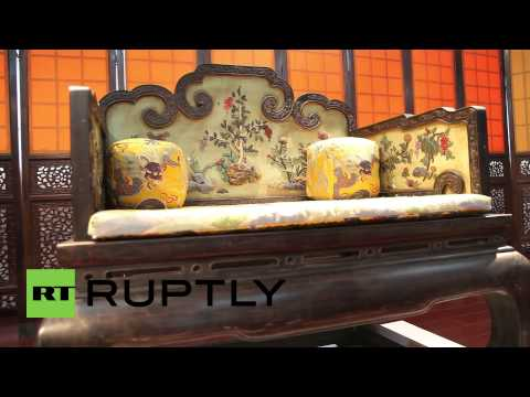 China: This Qing Dynasty throne will sell for over $5.6 million