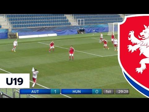 Austria - Hungary - European Under 19 Championship 2017