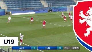 Austria U19 vs Hungary U19 full match