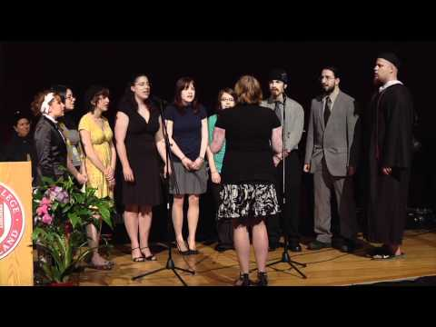 Chester College of New England - Side B - Seasons of Love