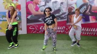 Zumba CHEAP THRILLS / Sia feat Sean Paul