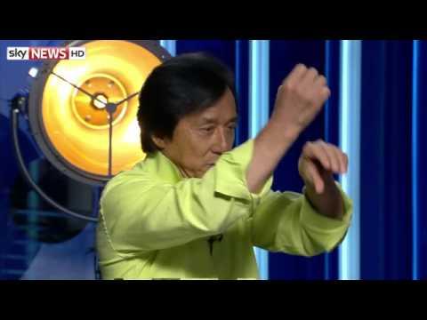 Jackie Chan 'I'll Still Do Own Stunts At 60'