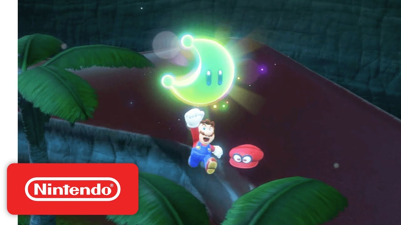 Is Super Mario Odyssey 2 Player Yes And Here S How It