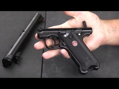 Ruger Mark IV Recall - Updated
