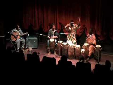 Afro-Cuban Percussion/Drumming