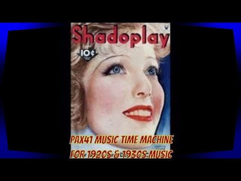 How About Some Dreamy 1930s & 1940s Swing Music Of Yesterday