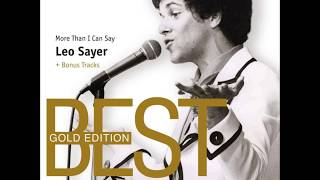 Leo Sayer More Than I Can Say Hq Remastered Extended Version
