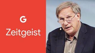The Business of Storytelling | Robert Krulwich | Google Zeitgeist