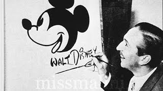 SUICIDE MOUSE (Original Film) [Walt Disney]