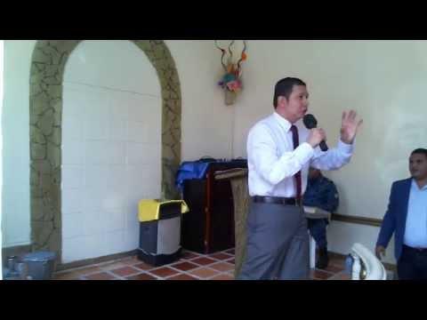 PASTOR RAMIRO TARAZONA : PODEROSA CAMPAÑA CÁRCEL MODELO BARRANQUILLA