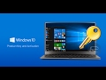 HOW TO ACTIVATE WINDOWS 10/windows 8/windows 8.1 WITHOUT PRODUCT KEY 100%. REMOVE WATERMARK..2017
