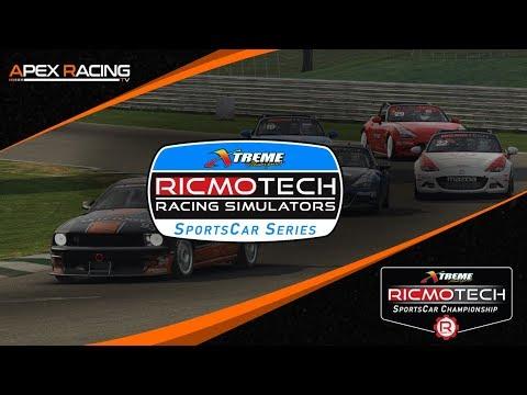 Ricmotech SportsCar Series S16/R7 - Charlotte Roval
