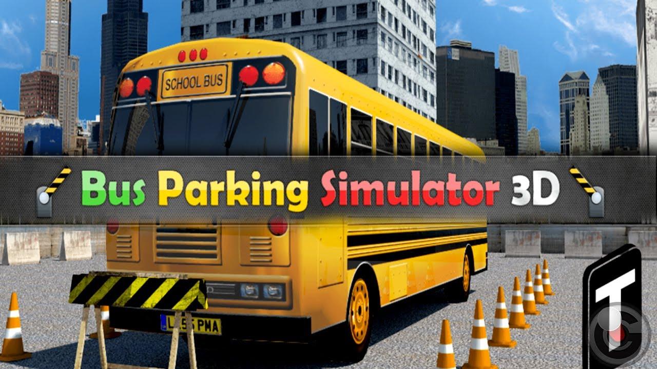 Bus Parking Simulator
