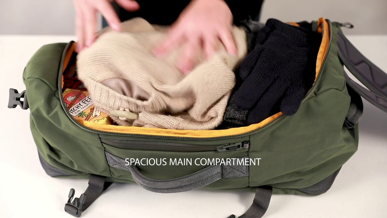 6fb0d690e80f MPD40 Pelican Duffel Bag - YouTube