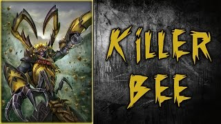 KILLER BEE (AH MUZEN CAB) - Smite Skin Preview