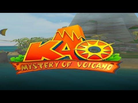Скачать игру као кенгуру и загадка вулкана