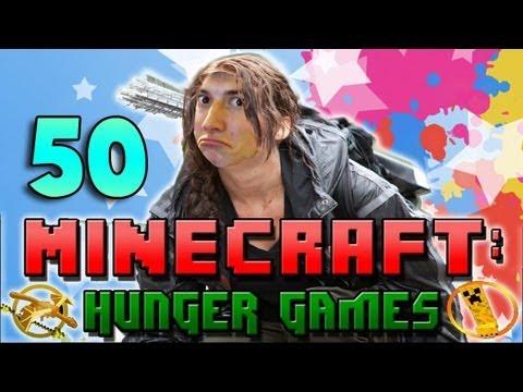 Minecraft: Hunger Games w/Mitch! Game 50 - Play Till I Win Marathon!