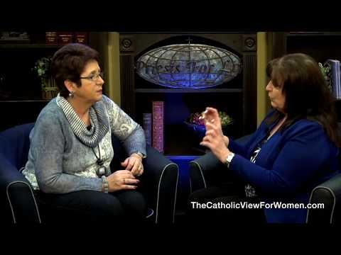 Catholic View For Women Website - Janet Morana and Teresa Tomeo
