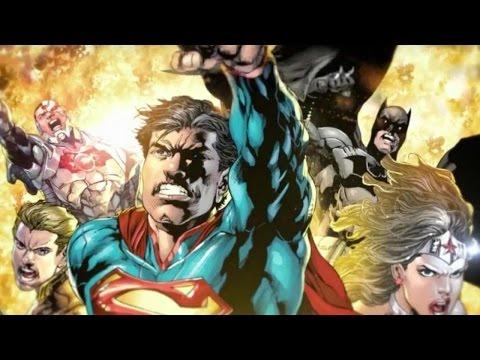 Zack Snyder and Deborah Snyder Talk DC