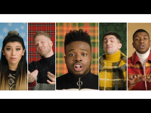 Pentatonix Christmas Youtube.Yule Log Audio This Christmas Pentatonix Youtube