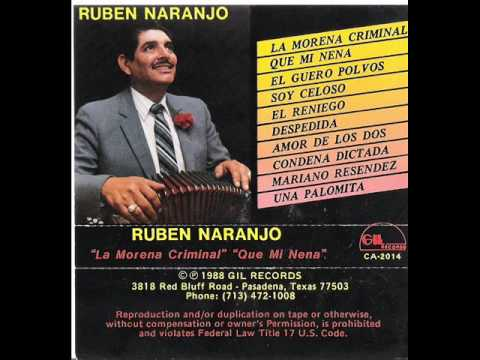 Ruben Naranjo - Una Palomita