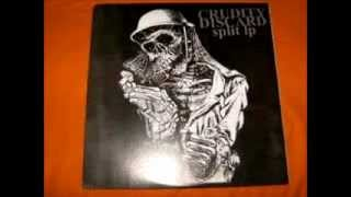 CRUDITY - From Split W Discard