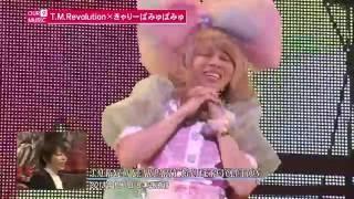 Takanori Nishikawa (a.k.a. T.M.Revolution) celebrates the 2013 New ...