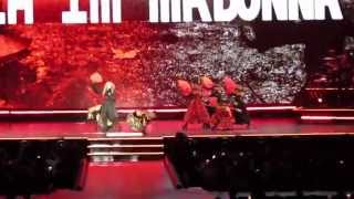 Madonna HD Full NYC Show Part 1 / 11 [Rebel Heart Tour Sept 17]