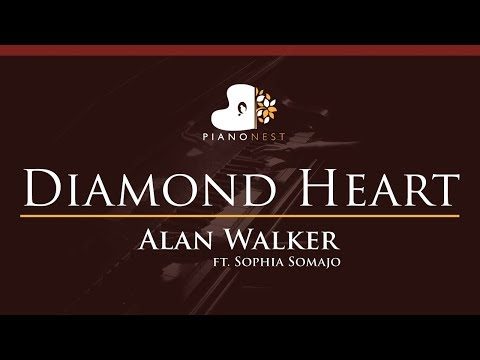 alan-walker---diamond-heart-(feat.-sophia-somajo)---higher-key-(piano-karaoke-/-sing-along)