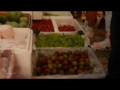 Mercados en Beijing China