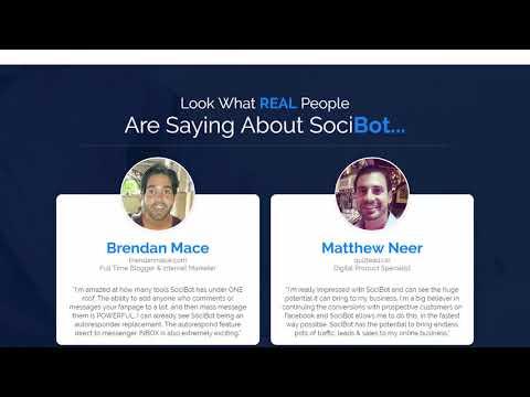 """SociBot"" + $107 Prize Contest"