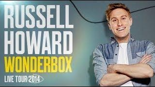 Russell Howard Wonderbox Trailer