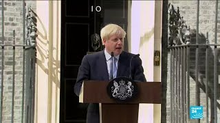 Boris Johnson's first speech as British PM: New leader vows to leave EU