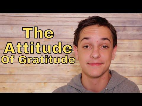 Let's show gratitude...