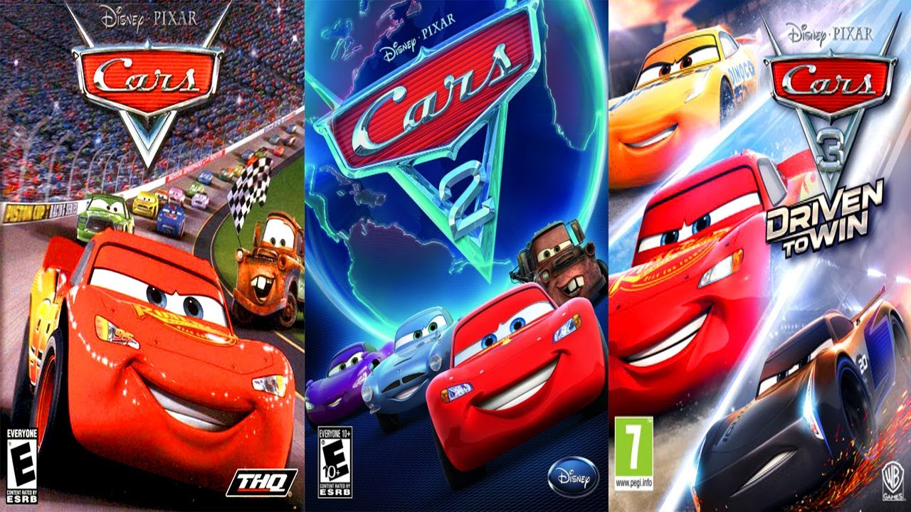 Cars 1 vs cars 2 vs cars 3 lightning mcqueen youtube for 2 1 2 box auto
