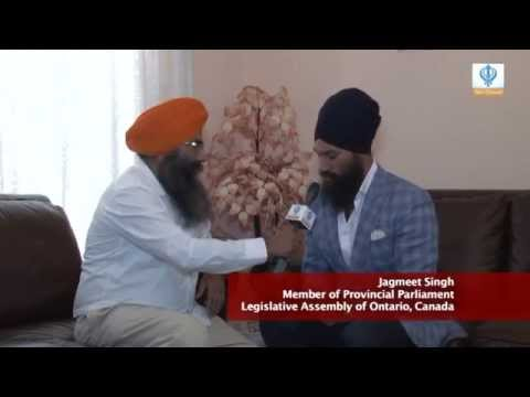 301214 Sikh Channel Australia: Special Interview - Jagmeet S