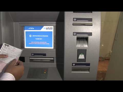 Deposit Cash & Pay Your Electricity Bill @ HNB ATM