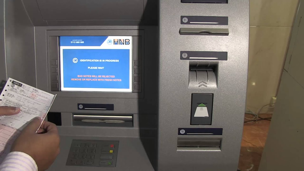can you deposit cash in bank of america atm