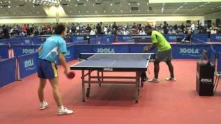 Fang Bo vs Brian Pace (2011 NA Teams)