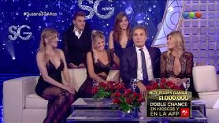 Ruggeri y su familia en Susana Giménez - completo