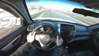 2014 Lifan X60 1.8L (128HP) POV TEST DRIVE