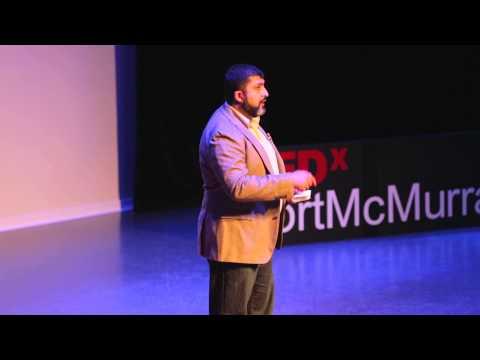 Resourceful Human vs Human Resource | Rahim Sajan | TEDxFortMcMurray